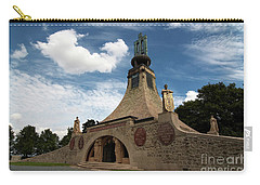 Carry-all Pouch featuring the photograph Slavkov Peace Memorial by Michal Boubin