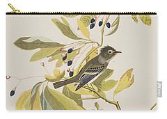 Small Green Crested Flycatcher Carry-all Pouch
