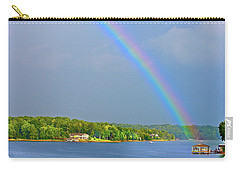 Smith Mountain Lake Rainbow Carry-all Pouch