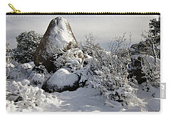 Snow Seal Rock Carry-all Pouch