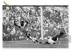 Soccer: World Cup, 1970 Carry-all Pouch by Granger