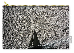 Sailing Into Solitude Carry-all Pouch