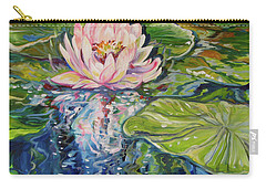 Solitude Waterlily Carry-all Pouch