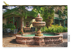 Spanish Fountain Carry-all Pouch