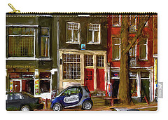 Spiegelgracht 6. Amsterdam Carry-all Pouch