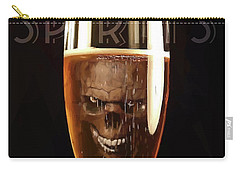 Spirits - Know Your Limits Carry-all Pouch