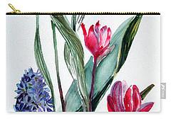 Spring Bulbs Carry-all Pouch
