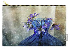 Spring Greeting Carry-all Pouch by Randi Grace Nilsberg