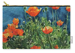 Spring  Carry-all Pouch by Jieming Wang