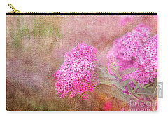 Carry-all Pouch featuring the photograph Springtime by Betty LaRue
