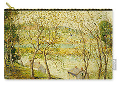 Springtime, Harlem River Carry-all Pouch