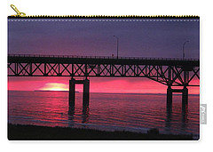 St. Helena Sunset Carry-all Pouch