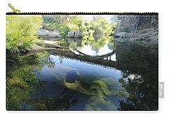 Carry-all Pouch featuring the photograph Stargate  by Sean Sarsfield