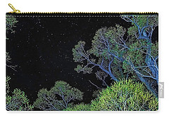 Stars Out Tonight Carry-all Pouch by Nancy Marie Ricketts