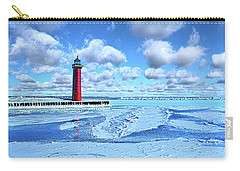 Carry-all Pouch featuring the photograph Steadfast by Phil Koch