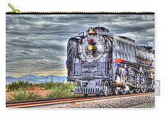Steam Train No 844 Carry-all Pouch