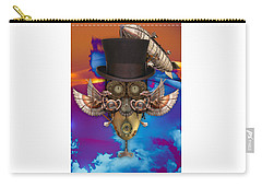 Steampunk Art Carry-all Pouch
