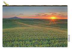 Steptoe Butte Sunset Carry-all Pouch
