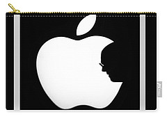 Steve Jobs Apple Carry-all Pouch