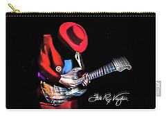 Stevie Ray Vaughan - Texas Flood Carry-all Pouch