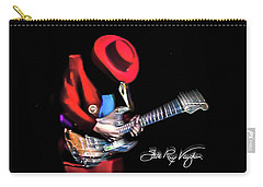 Stevie Ray Vaughan - Texas Flood Carry-all Pouch