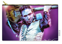 Stevie Ray Vaughan - Love Struck Baby Carry-all Pouch