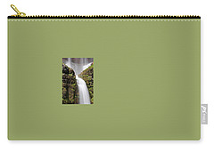 Stewart Falls Near Sundance Utah Carry-all Pouch