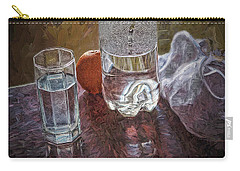 Still Life 10 Carry-all Pouch by Vladimir Kholostykh