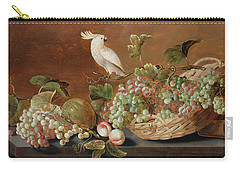 Still Life With Parrot  Carry-all Pouch