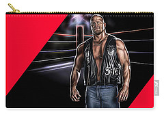 Stone Cold Steve Austin Wrestling Collection Carry-all Pouch