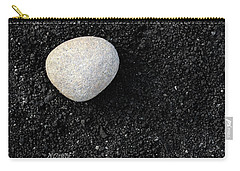 Stone In Soot Carry-all Pouch