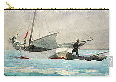 Stowing Sail Carry-all Pouch