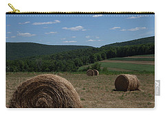 Straw Bales Carry-all Pouch
