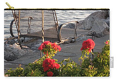 Carry-all Pouch featuring the photograph Summer Day by John Scates