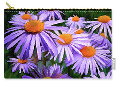 Carry-all Pouch featuring the painting Summer Dreaming by David Dehner