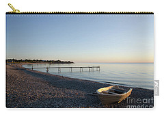 Carry-all Pouch featuring the photograph Summer Evening by Kennerth and Birgitta Kullman