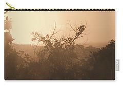 Summer Fog Carry-all Pouch by Beto Machado