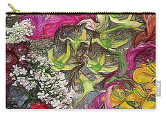Summer Still Life Carry-all Pouch by Vladimir Kholostykh