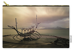 Sun Voyager Carry-all Pouch by Allen Biedrzycki