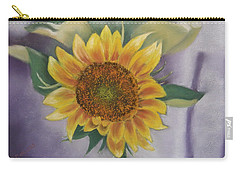 Sunflowers For Nancy Carry-all Pouch