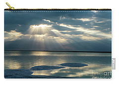 Sunrise At The Dead Sea Carry-all Pouch