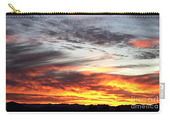 Sunrise Collection #4 Carry-all Pouch