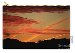Sunrise Collection, #5 Carry-all Pouch