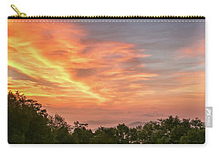 Sunrise July 22 2015 Carry-all Pouch