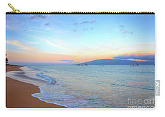 Sunrise On Kaanapali Carry-all Pouch