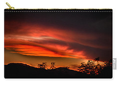 Sunset Carry-all Pouch by Alessandro Della Pietra