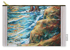 Sunset Cliffs Carry-all Pouch