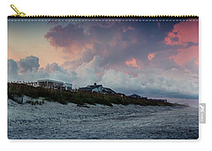 Sunset Emerald Isle Crystal Coast Carry-all Pouch