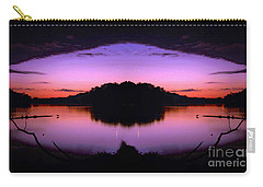 Sunset Kiss Carry-all Pouch by Sue Stefanowicz