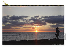 Sunset Off Lipoa Carry-all Pouch
